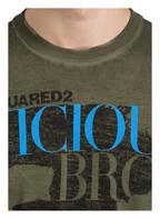 DSQUARED2 T-Shirt , Farbe: OLIV (Bild 1)