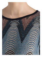 SEM PER LEI Kleid , Farbe: HELLBLAU/ GRAU/ SILBER (Bild 1)