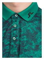 J.LINDEBERG Poloshirt, Farbe: DUNKELGRÜN/ DUNKELBLAU GEMUSTERT (Bild 1)