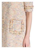 TALBOT RUNHOF Bouclé-Kleid ROGAR 1 , Farbe: 503 gelb ws türkis (Bild 1)