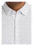BOSS Hemd RELEGANT Regular Fit, Farbe: WEISS/ DUNKELBLAU (Bild 1)