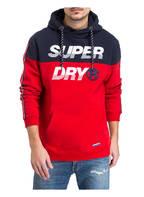 Superdry Hoodie, Farbe: ROT (Bild 1)