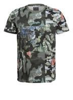 strellson T-Shirt DEERFILED, Farbe: GRÜN/ BLAU (Bild 1)