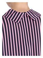 HUGO Blusenshirt CILENA , Farbe: ROSA/ SCHWARZ GESTREIFT (Bild 1)