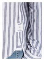 Marc O'Polo DENIM Hemd Slim Fit, Farbe: WEISS/ GRAU  (Bild 1)