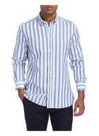 HACKETT LONDON Hemd Slim Fit, Farbe: BLAU/ WEISS  (Bild 1)