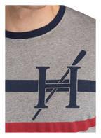 HACKETT LONDON T-Shirt, Farbe: GRAU MELIERT (Bild 1)
