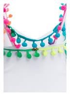 PILYQ Strandkleid mit Pompons, Farbe: WEISS (Bild 1)