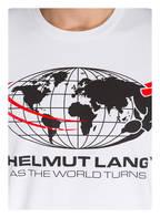HELMUT LANG T-Shirt WORLD TURNS , Farbe: WEISS (Bild 1)