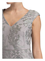LAUREN RALPH LAUREN Abendkleid SHAELANA, Farbe: GRAU (Bild 1)