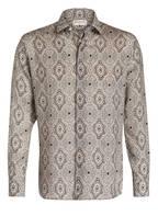 SAINT LAURENT Hemd Regular Fit , Farbe: GRÜN/ CREME (Bild 1)