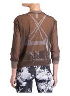casall Mesh-Shirt LUX, Farbe: TAUPE (Bild 1)