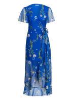 Guess Kleid JUNIA , Farbe: BLAU GEMUSTERT (Bild 1)