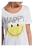 Grace T-Shirt HAPPY, Farbe: WEISS (Bild 1)