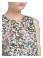 MaxMara STUDIO Kleid mit Paillettenbesatz, Farbe: GRÜN (Bild 1)