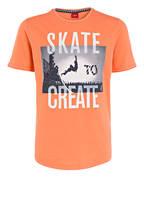 s.Oliver T-Shirt , Farbe: ORANGE (Bild 1)