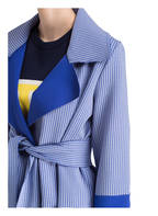 rich&royal Trenchcoat, Farbe: WEISS/ BLAU (Bild 1)