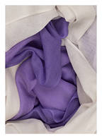 FRAAS Schal, Farbe: LILA/ WEISS (Bild 1)