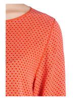 windsor. Blusenshirt, Farbe: ORANGE/ WEISS (Bild 1)