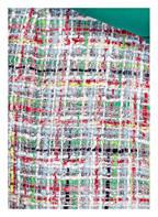 windsor Tweed-Rock , Farbe: HELLBLAU/ ROT/ WEISS (Bild 1)