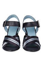 KENNEL & SCHMENGER Sandaletten GIGI, Farbe: DUNKELBLAU/ HELLBLAU (Bild 1)