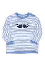 Sanetta Schlafanzug , Farbe: WEISS/ BLAU (Bild 1)