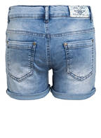 BLUE EFFECT Jeans-Shorts , Farbe:  BLUE BLEACHED (Bild 1)