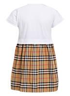 BURBERRY Kleid, Farbe: WEISS/ BEIGE/ ROT (Bild 1)