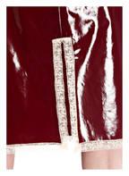 N°21 Rock mit Spitzeneinsatz, Farbe: BORDEAUX (Bild 1)