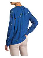 FREEQUENT Bluse SILJA, Farbe: BLAU (Bild 1)