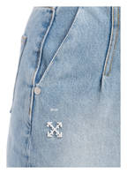 OFF-WHITE Jeansrock, Farbe: BLEACH BLUE (Bild 1)