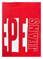 Pepe Jeans T-Shirt, Farbe: ROT (Bild 1)