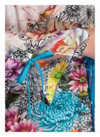 AIRFIELD Kleid, Farbe: WEISS/ LILA/ HELLBLAU (Bild 1)