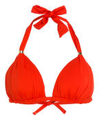 LAUREN RALPH LAUREN Neckholder-Bikini-Oberteil, Farbe: ROT (Bild 1)