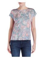 MORE & MORE T-Shirt, Farbe: HELLROSA/ PETROL (Bild 1)