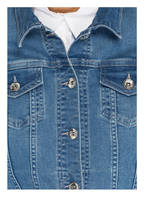 MORE & MORE Denim Jacket Active, Farbe: BLAU (Bild 1)