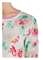 rich&royal Shirt mit 3/4-Arm, Farbe: CREME/ MINT/ HELLROSA (Bild 1)