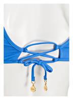 POLO RALPH LAUREN Bustier-Bikini-Top, Farbe: HELLBLAU (Bild 1)