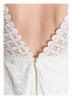 Rembo styling Spitzenkleid, Farbe: CREME (Bild 1)