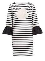 MONCLER Kleid, Farbe: SCHWARZ/ CREME GESTREIFT (Bild 1)