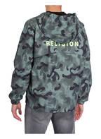 TRUE RELIGION Jacke , Farbe: GRÜN/ SCHWARZ (Bild 1)