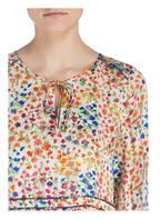 ba&sh Kleid REESE , Farbe: CREME/ ROT/ BLAU (Bild 1)