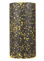 BLACKROLL Faszienrolle STANDARD , Farbe: SCHWARZ/ GELB (Bild 1)