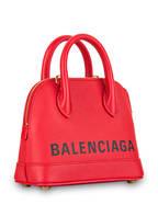 BALENCIAGA Handtasche VILLE XXS, Farbe: ROUGE (Bild 1)