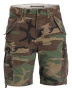 POLO RALPH LAUREN Cargo-Shorts , Farbe: GRÜN/BEIGE/BRAUN (Bild 1)
