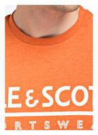 LYLE & SCOTT T-Shirt HARRIDGE, Farbe: ORANGE MELIERT (Bild 1)
