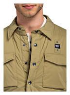 Blauer Jacke, Farbe: KHAKI (Bild 1)