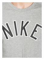 Nike T-Shirt AIR, Farbe: GRAU MELIERT (Bild 1)
