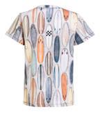 molo T-Shirt SHIRI, Farbe: GRAU/ ORANGE (Bild 1)