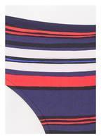 MARIE JO Bikini-Hose JULIETTE, Farbe: BLAU/ WEISS/ ROT (Bild 1)